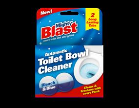 Toilet Bowl Cleaner Tablets - 2 Pack
