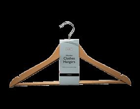 Wholesale Wooden Hangers | Gem Imports Ltd