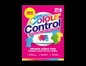 Wholesale Colour Control Laundry Sheets | Gem Imports Ltd