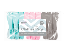 Wholesale Strong Grip Clothes Pegs | Gem Imports Ltd