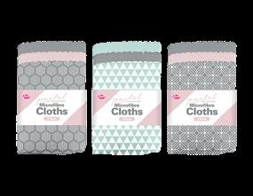 Wholesale Pastel Microfibre Cloths | Gem Imports Ltd