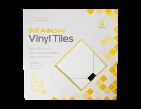 Wholesale Black Diamonds Self Adhesive Vinyl Floor Tiles | Gem Imports Ltd
