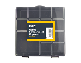 Wholesale Plastic Compartment Organiser | Gem Imports Ltd