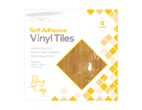 Wholesale Golden Wood Self Adhesive Vinyl Tiles | Gem Imports Ltd