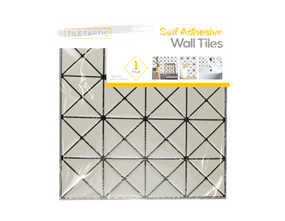 Wholesale White Diamond Wall Tile Stickers   Gem Imports Ltd