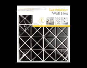 Wholesale Black Diamond Wall Tile Sticker | Gem Imports Ltd