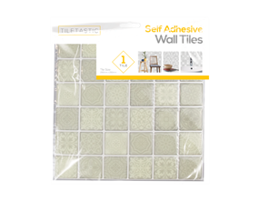 Wholesale Grey Mini Patterned Wall Tile Stickers   Gem Imports Ltd