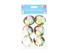 Wholesale Easter Egg Nest Decorations   Gem Imports Ltd