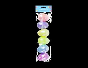 Wholesale Easter Iridescent Fillable Eggs   Gem Imports Ltd