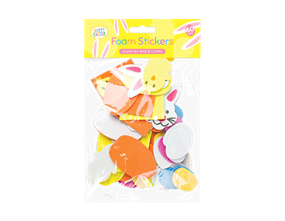 Wholesale Easter EVA Foam Stickers   Gem Imports Ltd