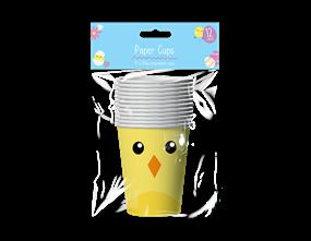 Wholesale Easter Disposable Paper Cups | Gem Imports Ltd