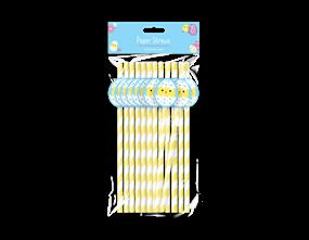 Wholesale Easter Paper Straws   Gem Imports Ltd