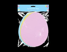 Wholesale Large Easter Egg Foam Shapes | Gem Imports Ltd