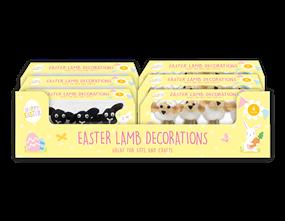 Wholesale Easter Lamb Decorations | Gem Imports Ltd