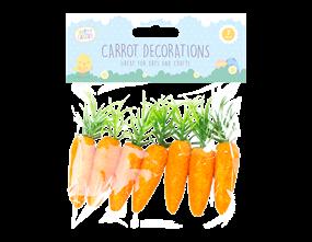 Wholesale Easter Bonnet Carrot Decorations | Gem Imports Ltd