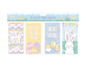 Wholesale Easter Money Wallets | Gem Imports Ltd