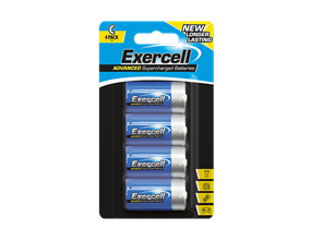 C Size Extra Heavy Duty Batteries 4pk
