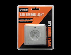 Wholesale LED Silver Sensor Lights | Gem Imports Ltd