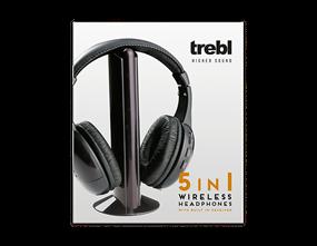 Wholesale 5-in-1 Wireless Headphones | Gem Imports Ltd