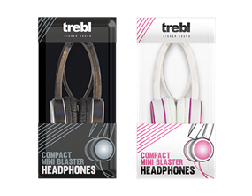 Wholesale mini folding headphones | Gem Imports Ltd