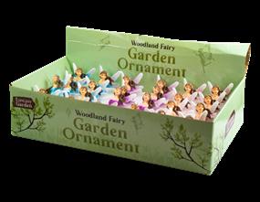 Elegant Fairy Garden Ornament with PDQ
