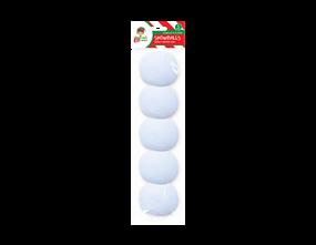 Wholesale Elf Indoor Snowballs | Gem Imports Ltd