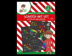 Wholesale Elf Scratch Art Sets | Gem Imports Ltd