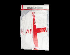 Wholesale England Flag Bunting | Gem Imports Ltd