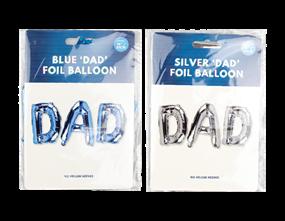 Wholesale Dad Foil Balloons   Gem Imports Ltd