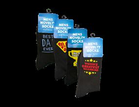 Wholesale Fathers Day Novelty Socks   Gem Imports Ltd