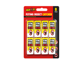 Flying Insect Catcher - 8 Pack