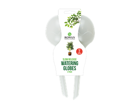 Slow Release Watering Globes - 2 Pack