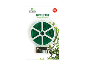 Twistee Garden Wire - 50 Metres