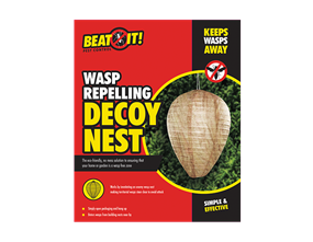 Decoy Wasp Repelling Nest
