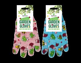 Wholesale Childrens Garden Gloves | Gem Imports Ltd