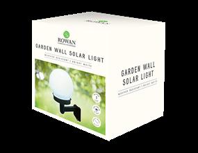 Wholesale Solar Wall Lights | Gem Imports Ltd