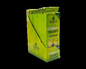Wholesale Citronella Tealights | Gem Imports Ltd