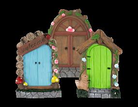 Wholesale Fairy Garden Doors | Gem Imports Ltd