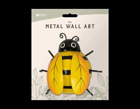 Bee Metal Wall Decoration