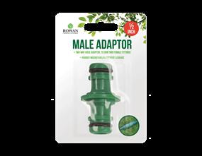 Half Inch Male Adaptor