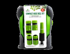 15m Compact Hose Reel Set