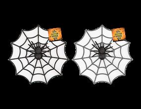 Wholesale Glitter Spider Web Decoration | Gem Imports Ltd