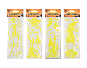 Glow-in-the-Dark Room Stickers
