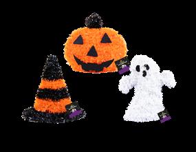 Wholesale Halloween Tinsel Table Decorations | Gem Imports Ltd