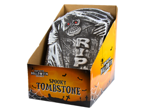 Wholesale Halloween Tombstones | Gem Imports Ltd