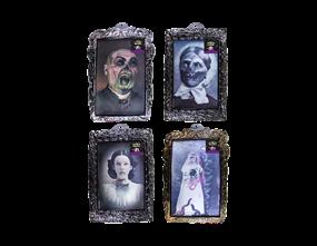 Wholesale Lenticular Halloween Horror Plaque | Gem Imports Ltd