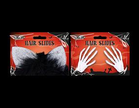 Wholesale Halloween 3D Hair Slides | Gem Imports Ltd