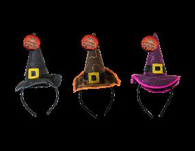 Wholesale Halloween Witches Headbands | Gem Imports Ltd