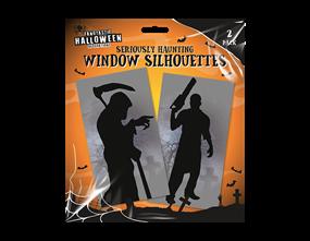 Wholesale Halloween Window Silhouettes | Gem Imports Ltd