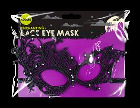 Wholesale Enchanting Lace Eye Masks | Gem Imports Ltd